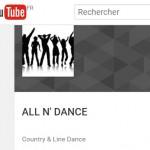 youtube Allndance