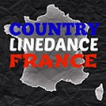 LOGO COUNTRY LINE DANCE FRANCE